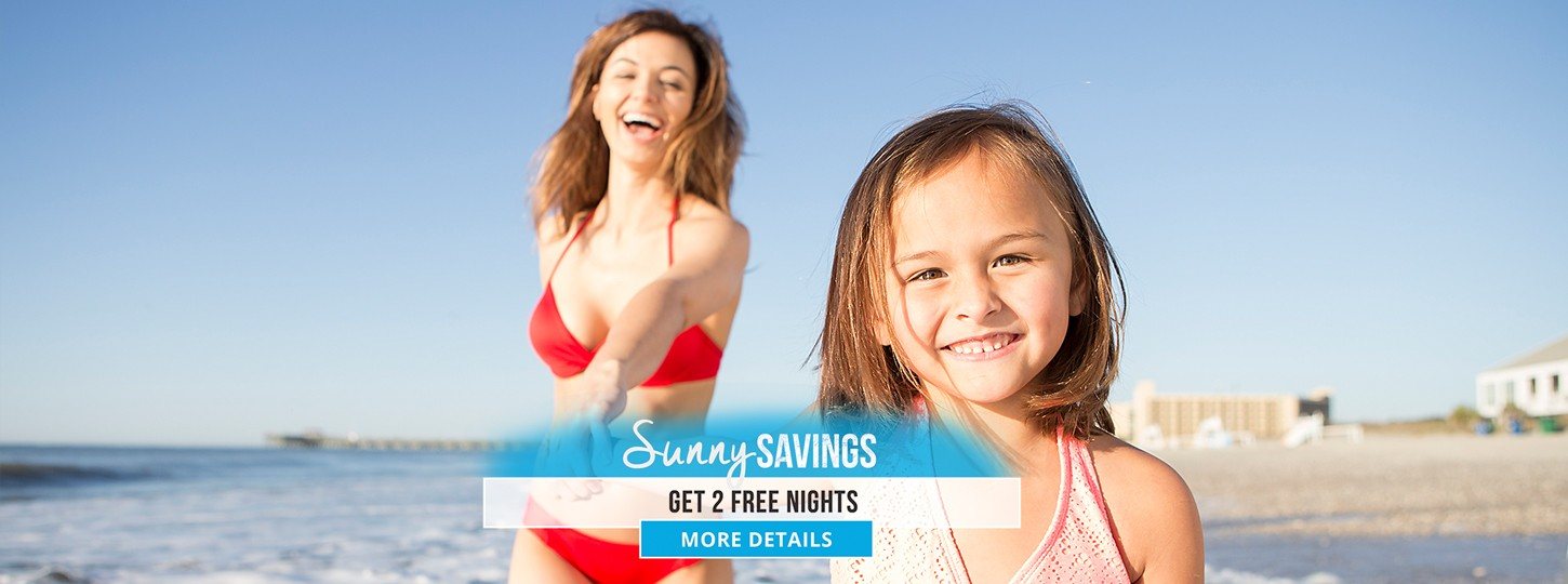 sunny savings at hotel blue myrtle beach