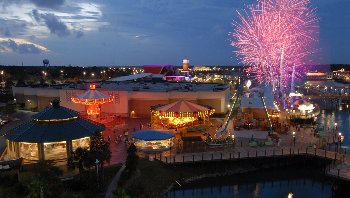 Myrtle Beach Area Fourth of July Hotspots