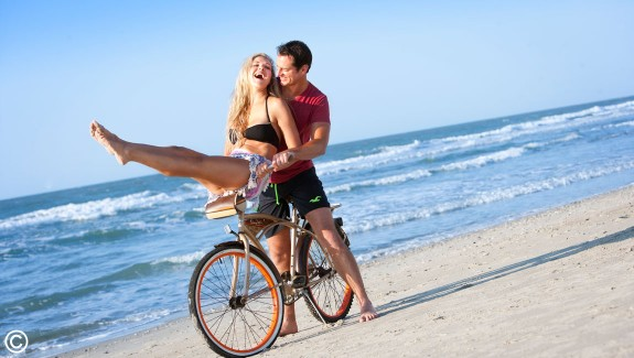 Bicycle Riding in Myrtle Beach