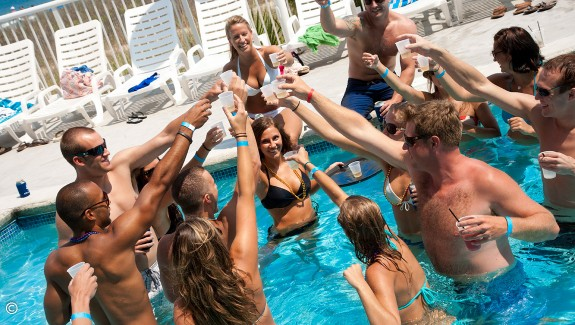 Top 3 Myrtle Beach Summer Parties