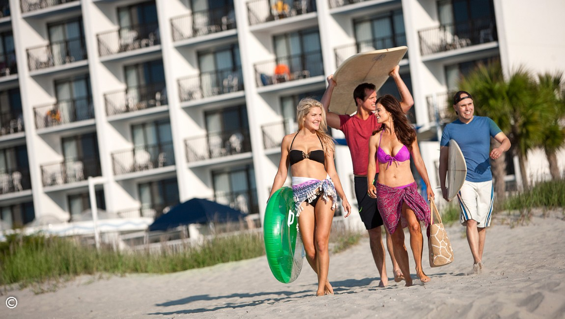 5 Reasons Why Summer Never Ends in Myrtle Beach