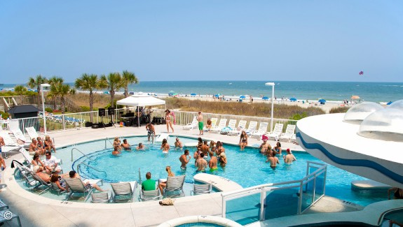 hotel BLUE is a Vacation Myrtle Beach Partner