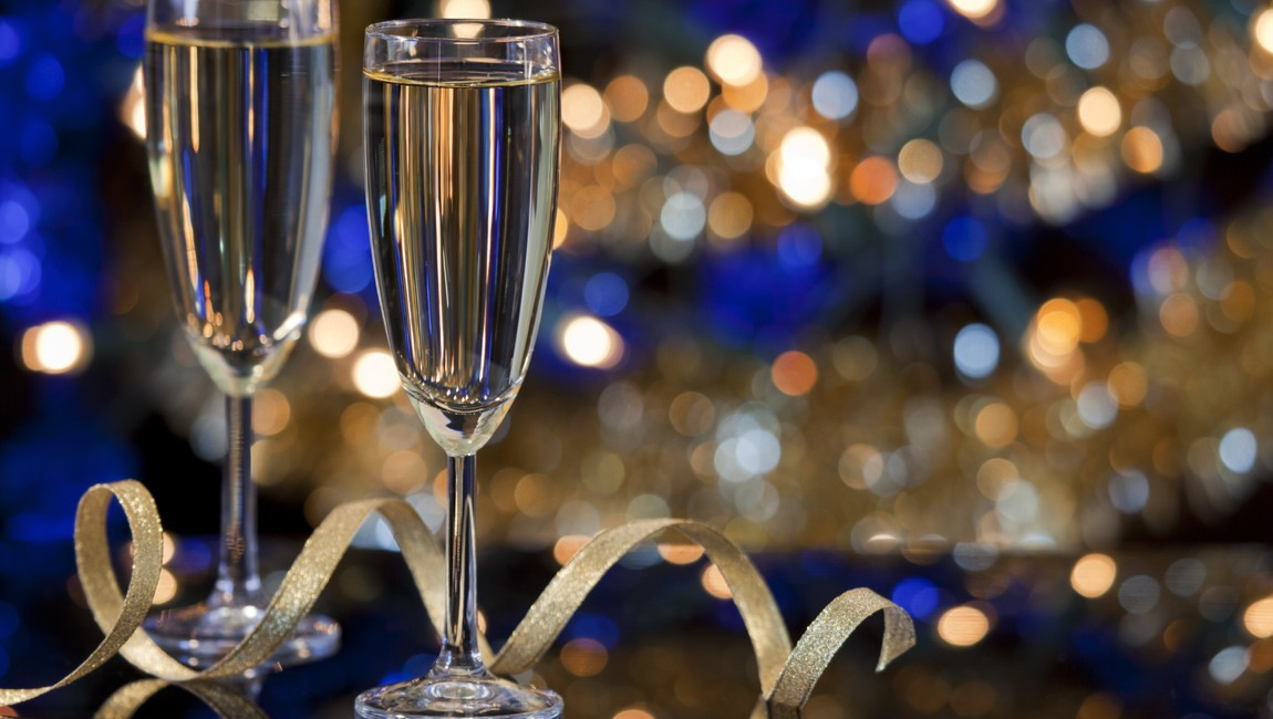 New Year's Eve at hotel BLUE