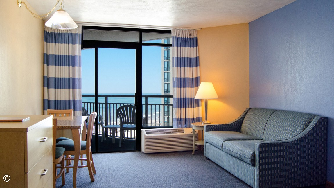 Ocean View Double Suite