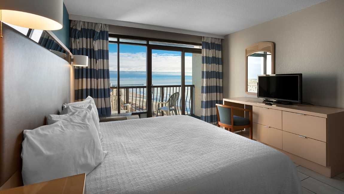 Oceanfront 2 Bedroom Suite At Hotel BLUE Myrtle Beach