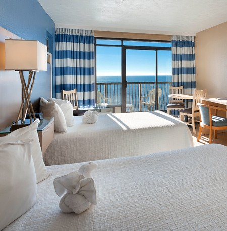 Welcome To Hotel Blue A Premier South Myrtle Beach Resort Hotel