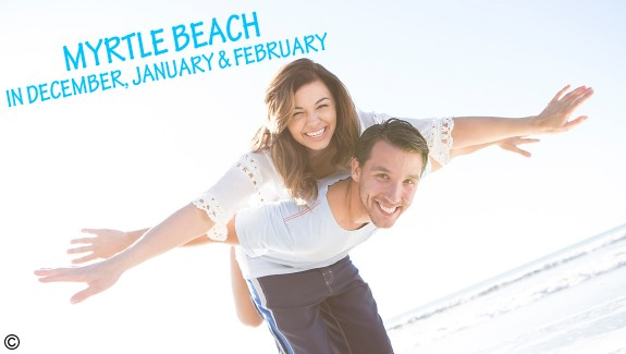 Best Myrtle Beach Attractions and Events in late December, January and February