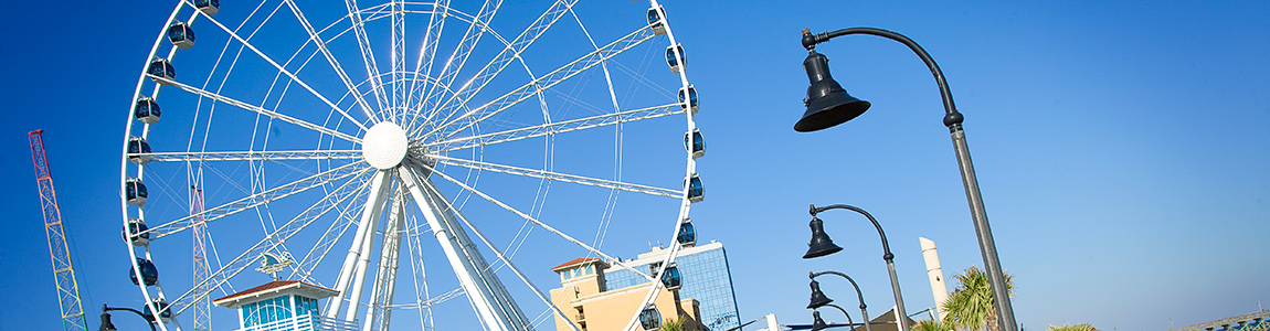 Myrtle Beach Skywheel Off Season Activity