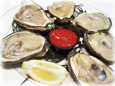 Original Shucker's Raw Bar Oysters