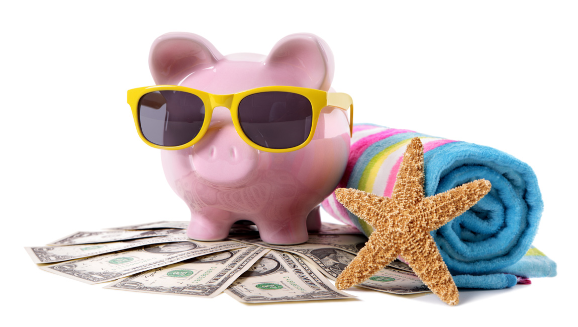 Saving money for your vacation